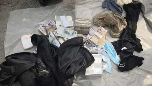 监控拍下小偷藏赃物过程和地点,警察蜀黍:就在这里等着你