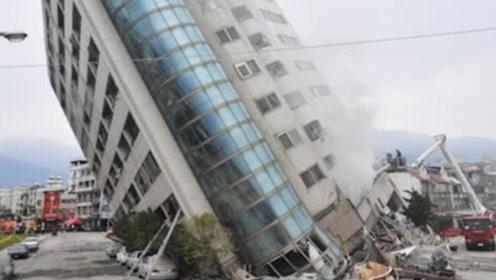 地震时,住在高层的安全还是低层呢?建筑师直接说出了答案!