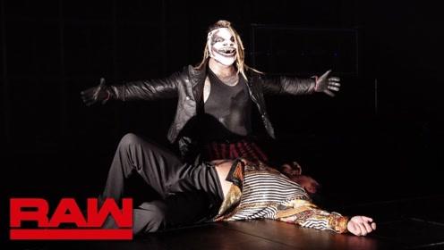 RAW1369期: 杰瑞劳勒分享擂台之王预测 被邪神快闪偷袭