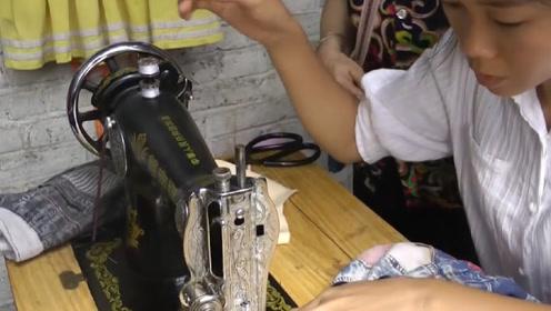 八十年代的老式缝纫机,如今现在值多少人民币?看完在家赶紧找找