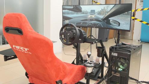 来感受一下斯必德吧!搭建一套在家里也可以跑的赛车模拟系统