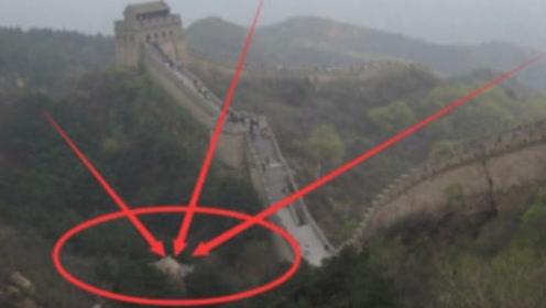 """中国长城出现""""蟒蛇""""!数十万人一起见证,气势壮观磅礴"""