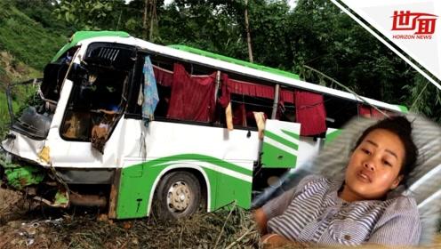 老挝车祸中导游是异国恋夫妻:丈夫将较安全位让给妻子 自己遇难