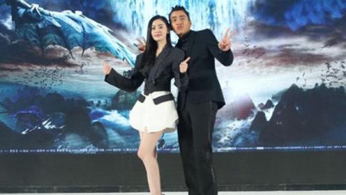 王大陆方独家回应与张天爱恋情传闻:是在录制综艺
