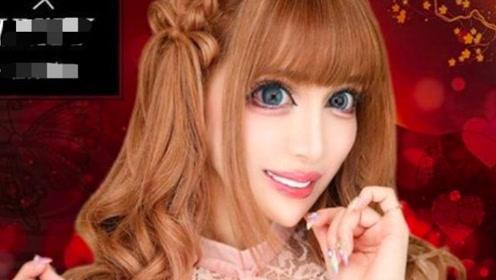 日本女星砸千万变蛇精脸,头盖骨动刀遭狂批,整形原因太辛酸