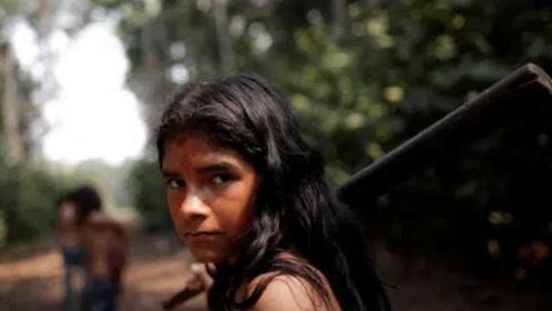 亚马逊部落:为拯救垂死的雨林战斗到底,每棵树都有它的位置