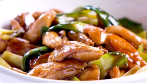 鸡肉好吃有窍门,不炖不炸换个新吃法,做法简单又解馋