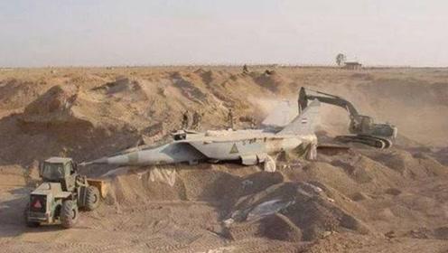 萨达姆有八百架战机,为何宁肯战败也不拿出来?专家:意图不简单