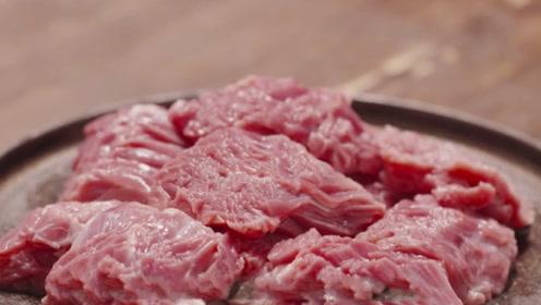 羊肉味道太膻,教你这一窍门,羊肉鲜美有营养,男性更要多吃