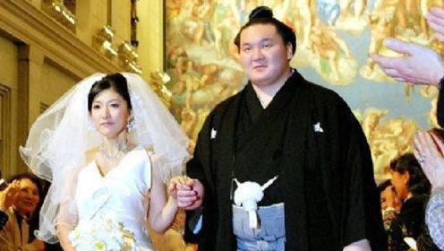 日本的姑娘为什么大多嫁给了相扑选手?没想到原因这么现实