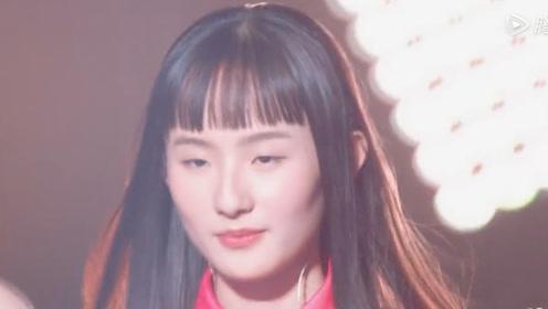 明日之子总决赛,张钰琪想成为像阿黛尔一样的人!
