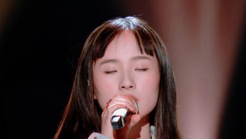 明日之子总决赛,张钰琪改变对音乐的看法,有了一种使命感!