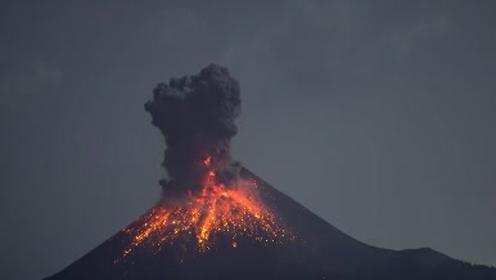 喀拉喀托火山爆发