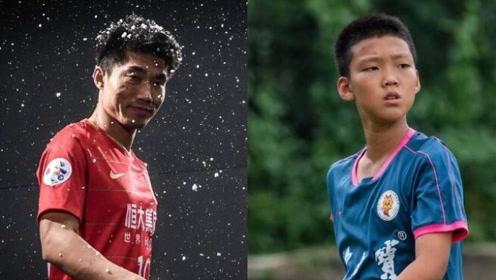国足后继有人!郑智11岁儿子作为队长代表广州队夺冠