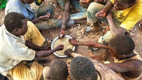 在非洲用大米和蔬菜可以换什么东西、看完之后表示不淡定了