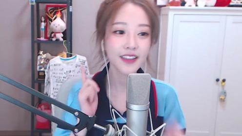 冯提莫人气飙到韩国,一首《小鸡哔哔》,让韩国主播彻底崩溃!
