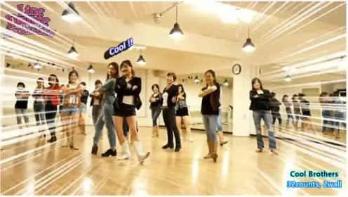 国际排舞49 Cool Brothers Queen团队演示