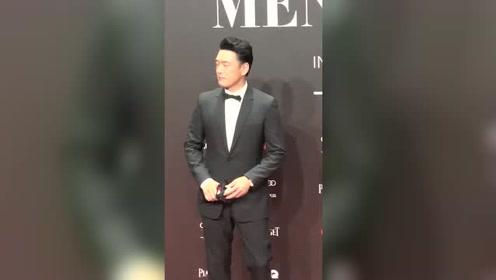 GQ人物盛典:王耀庆来了