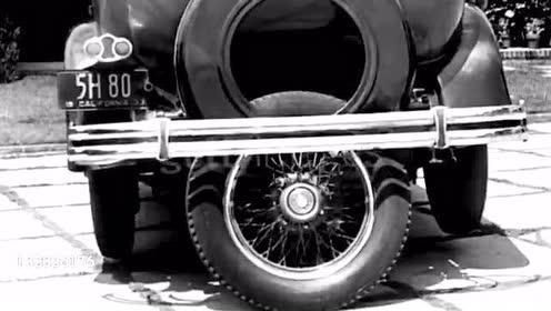 方便倒车的第五个轮子