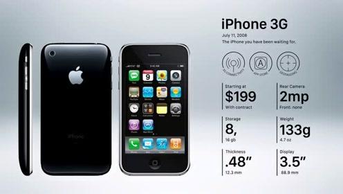 又到苹果发布会 11年的iPhone历史型号回顾下
