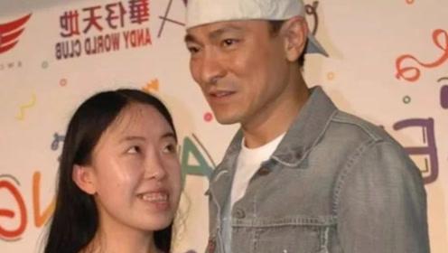 当年疯狂追刘德华,父亲为其卖房卖肾后自杀,如今的她生活可悲!
