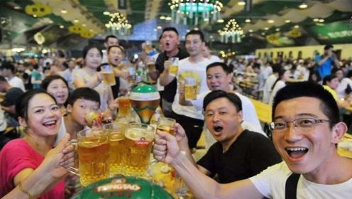 """我国""""最能喝啤酒""""的两座城市,一个在东北,另一个盛产啤酒"""