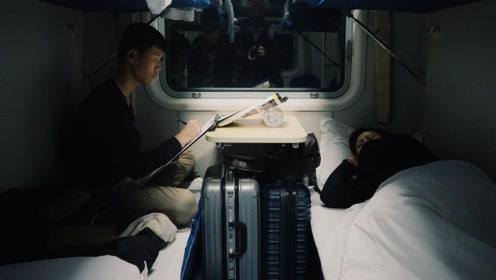 火车卧铺不分男女,不会觉得尴尬吗?乘务员私下道破真相!
