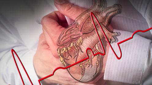 胸口中间痛是怎么回事?提醒:可能与3个因素有关,要重视