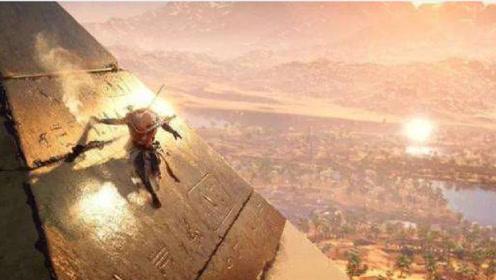 埃及金字塔为啥禁止攀爬?小伙冒险爬上去,瞬间就明白了