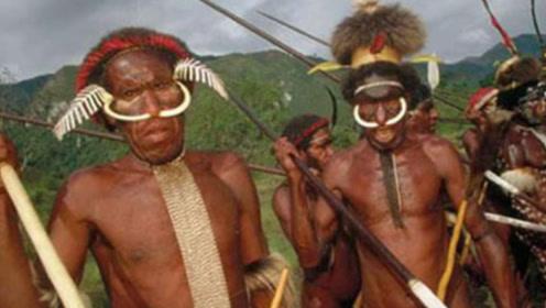 """世界上最""""神秘""""部落,与世隔绝数万年,外人进入等于犯重罪!"""