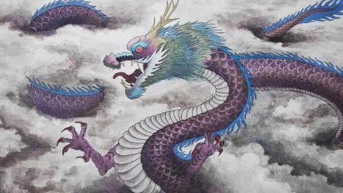 中国龙是否真实存在?可以活100年,并且10年不进食不会死