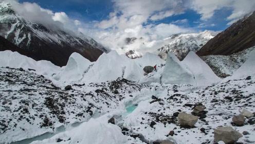 青藏高原出现异常现象,引数十个国家关注,灾难恐无法避免