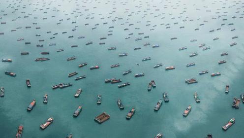 重磅:上千艘中国施工船涌入黄岩岛,美国大呼:来不及了