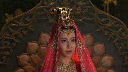 蝎子精不怕如来却害怕女儿国国王,她的真正身份是什么?