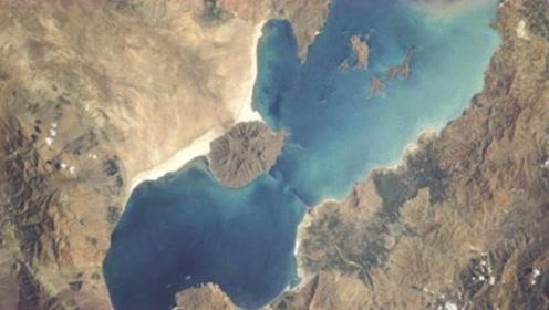 美国卫星从中国新疆上空扫过,发现无法想象一幕,轰动全世界