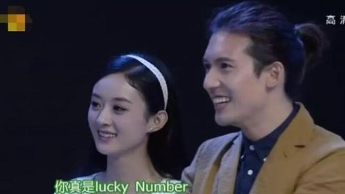 6年前赵丽颖和杨紫同台,杨紫太青涩而赵丽颖却是惊艳无数人