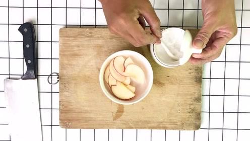 苹果加它一起做面膜,不用花钱去美容院了,7天时间美白又嫩肤
