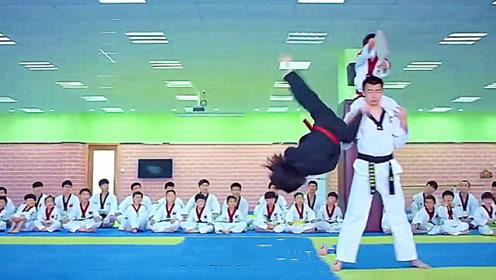 中国有个最能打的林秋楠,日本有个金井隆兴,俩小孩谁更厉害?