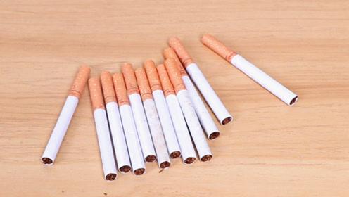 不管烟瘾多大,记住这几种烟不要抽,别不当回事,男人女人都看看