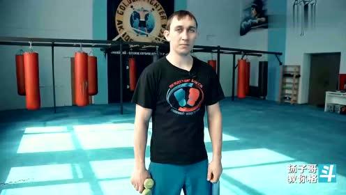 简单的拳击专项力量训练