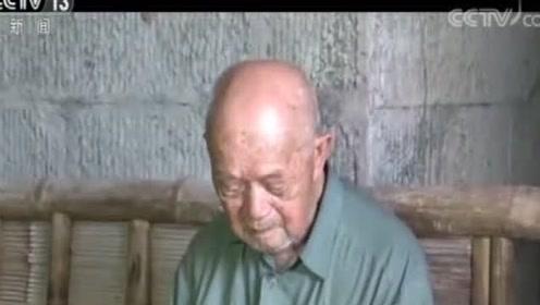 91岁老兵曾歼敌400多名,荣获一等功,却深藏功名36载