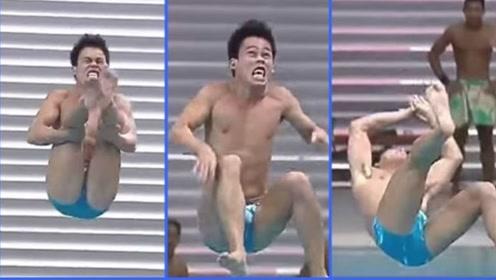 """菲律宾创造史上首个0分跳水,网友:还以为他在""""投河自尽""""!"""