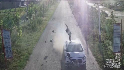 又是酒驾!一女子被撞不幸身亡