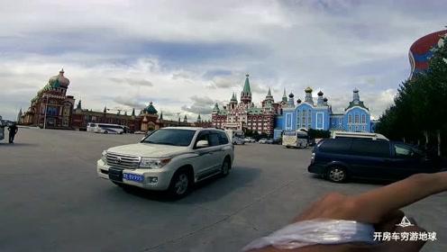 除了房车展能看到这么多房车,在这里也能看到!