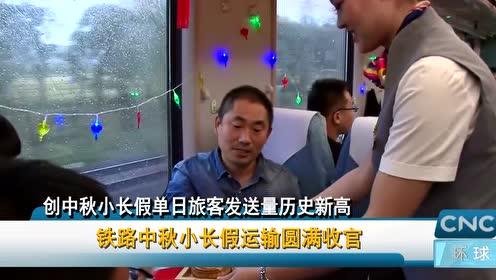 2019年09月17日 环球财讯(字幕版)