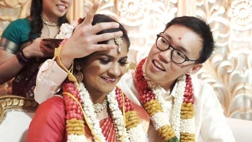 印度的美女远嫁到中国,为何10年不回家?爸妈看望后很后悔!