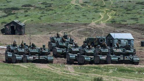 最猛的99A坦克,为何不装最先进的发动机?各国坦克就说明一切