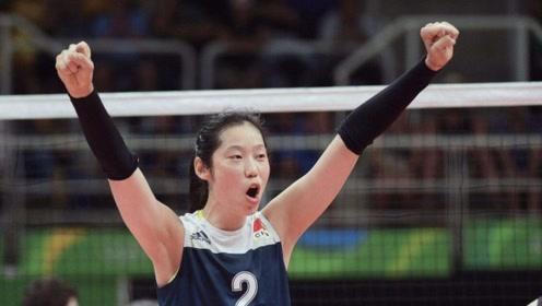 豪取3连胜!中国女排3-0横扫俄罗斯,朱婷独砍22分成得分王