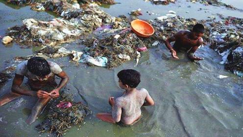 """印度人没辙了!这""""东西""""在河里泛滥成灾,想找中国吃货帮忙"""