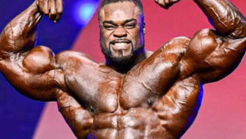 """2019年的奥赛冠军诞生,布兰登力压群雄,不愧是""""肌肉神童"""""""